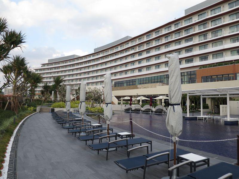 「ヒルトン沖縄北谷リゾート」は外国気分を味わえるホテル
