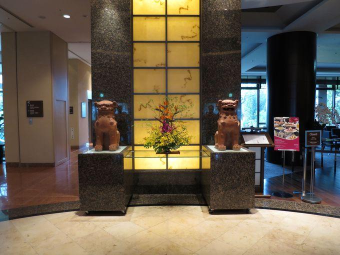 沖縄随一の伝統と格式を誇る高級シティホテル