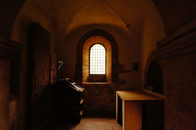 映画『薔薇の名前』ロケ地!ドイツ「エーベルバッハ修道院」