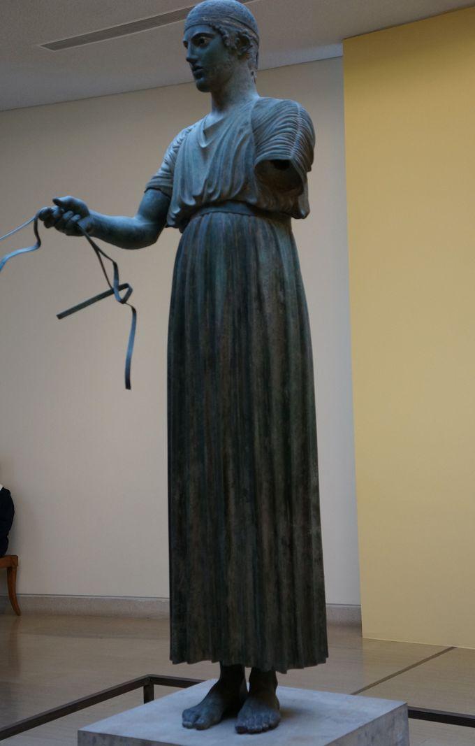 デルフィ神殿をもっと知りたい人の為の博物館
