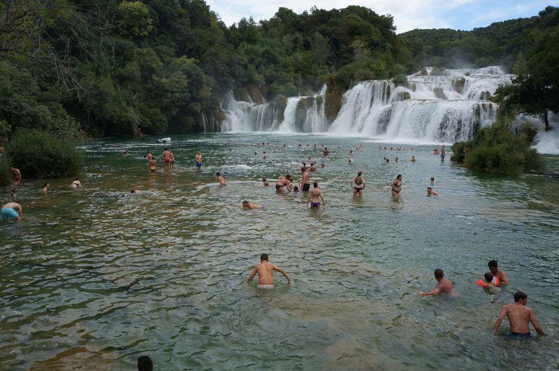 泳げる文化遺産!クロアチア「クルカ国立公園」を楽しむ3つの方法