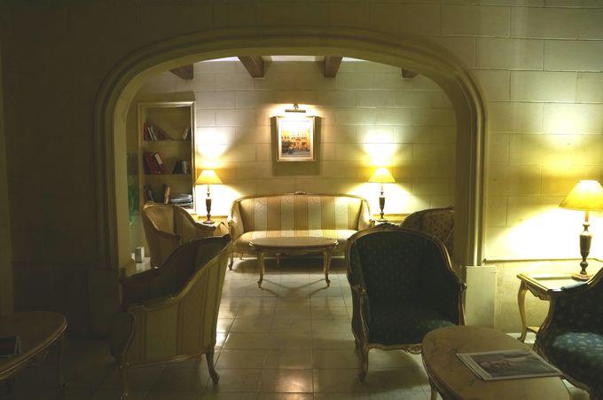 「ホテル カスティーユ」の見所