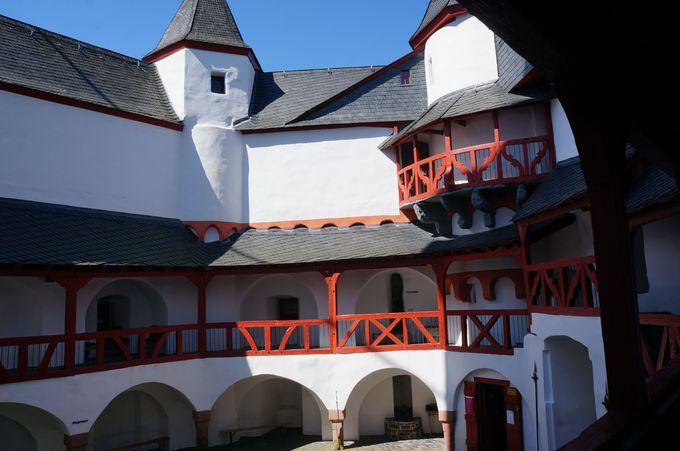 プファルツ城の歴史