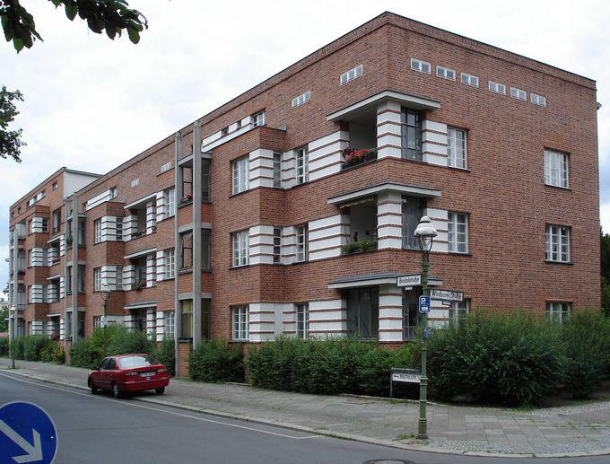 〜普通のマンション〜ベルリンのモダニズム集合住宅群