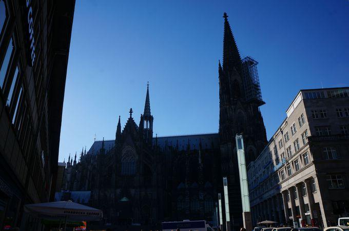大聖堂の街の狂乱・ケルン