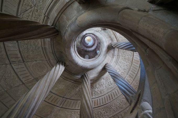 機能美こそが建築美、城館のここが見所