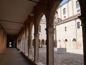 歴史ある修道院ホステル!ヴェネチア「ウィークロチーフェリ」