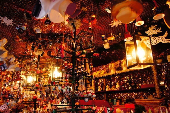 ニュルンベルクのクリスマスマーケットは世界最大級!