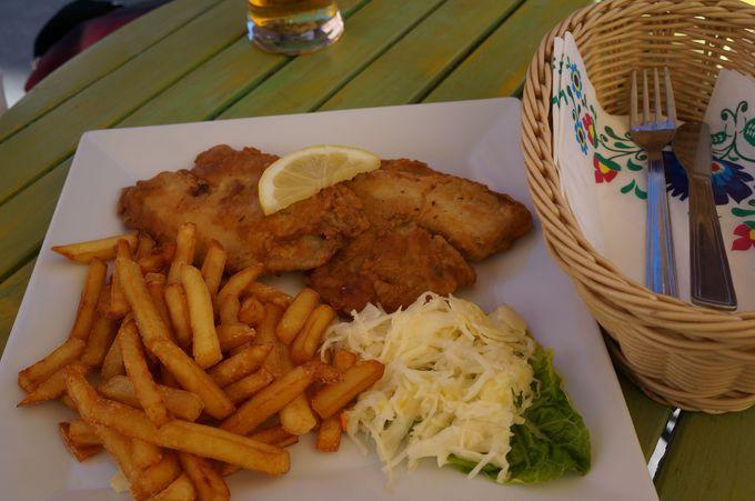 肉だけじゃない!東欧の魚料理に挑戦