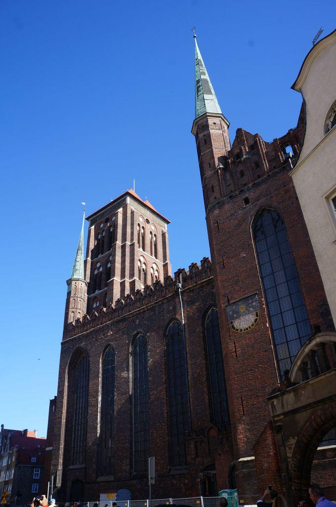 内装も展望も至高の財産!聖マリア教会