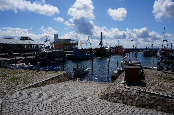 <王の座>にUボートが浮かぶ?歴史ある港町・ザスニッツ