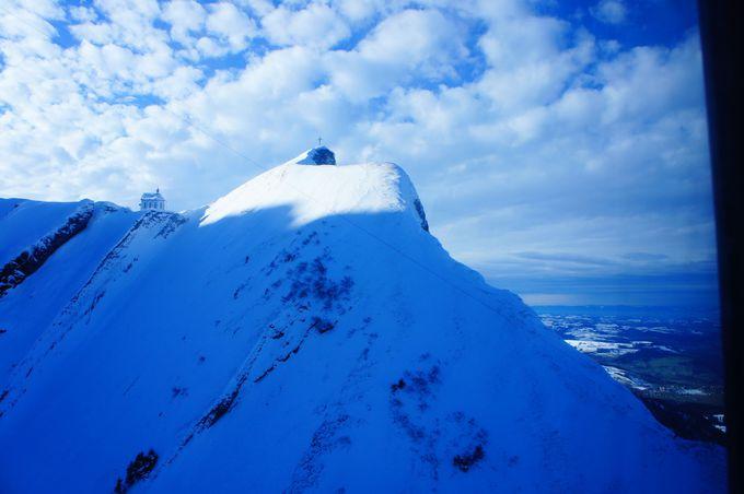 ピラトゥス山ってどんな所?