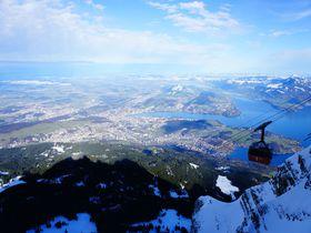 竜と亡霊の棲む禁足地 スイス・ピラトゥス山は人外も愛する美しさ