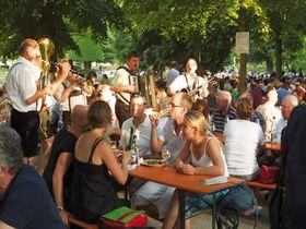 旬のワインが呑み放題!ドイツ・ヴァインハイムのワイン祭りで新酒に溺れる