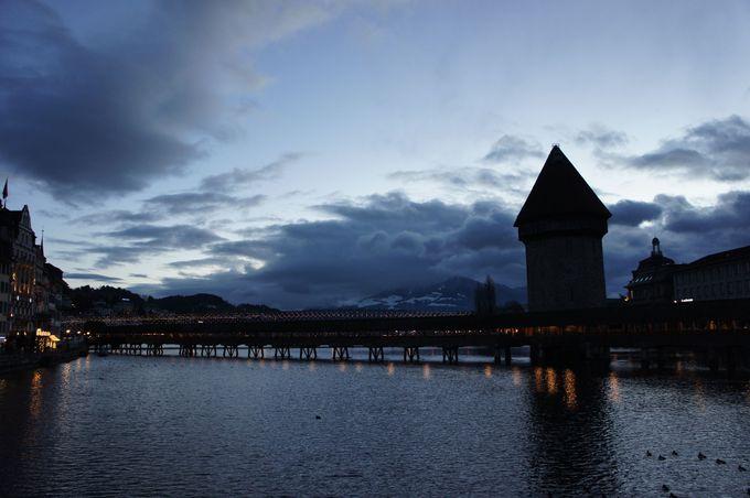生と死の橋 「カペル橋」と「シュプライヤー橋」
