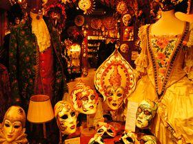 妖しい仮面の舞踏会へようこそ… ベネチア・幻想のカーニバルへ