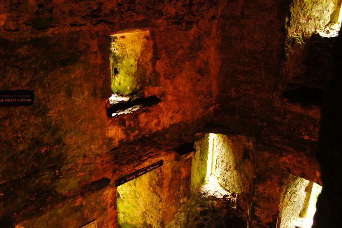 死をも誘う雄弁の岩 ブラーニー城