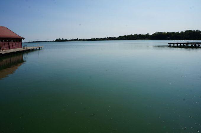 折々の時が美しい、パリチ湖