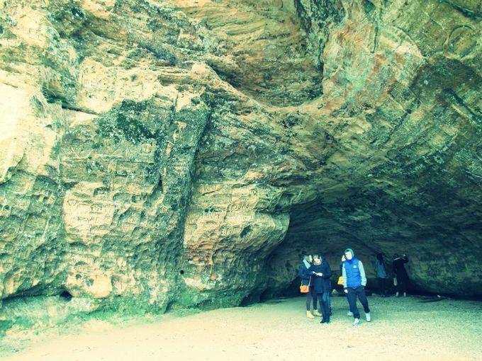 10.グートゥマニャ洞穴/スィグルダ