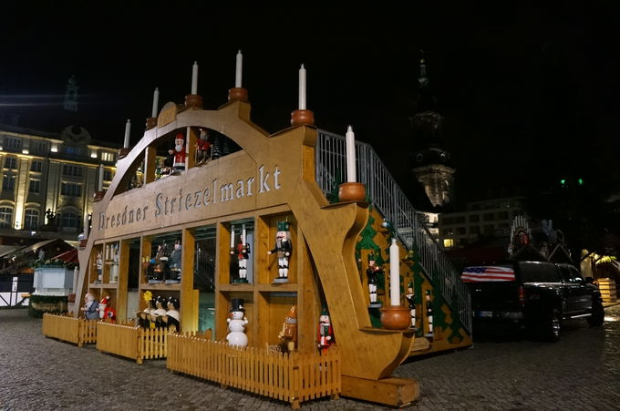 ドイツ最古のクリスマスマーケット!ドイツ甘味はいかが?