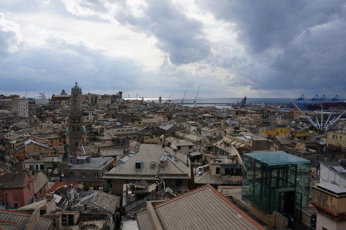 ジェノヴァのライバルは…ヴェネチア!