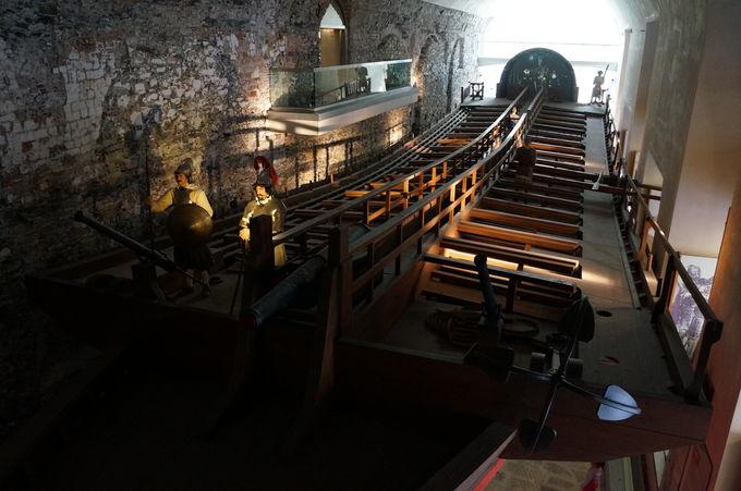海と人の歴史なら!新名所、ガラータ海の博物館