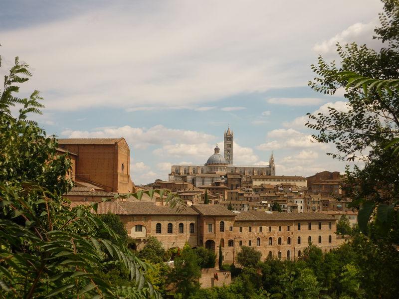 疫病で時を止めた古都 イタリア・シエナの中世の美