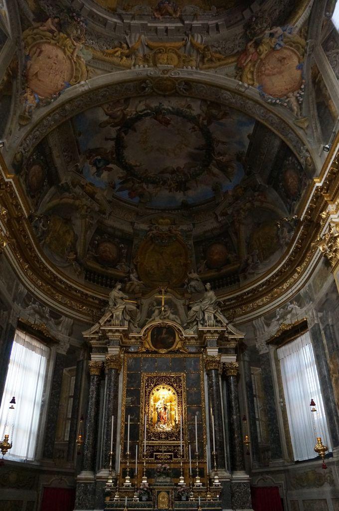 絵画の宝庫 教会と美術館巡り