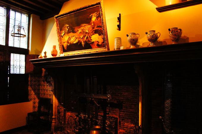 ネロが渇望していた絵を知るなら「ルーベンスの家」
