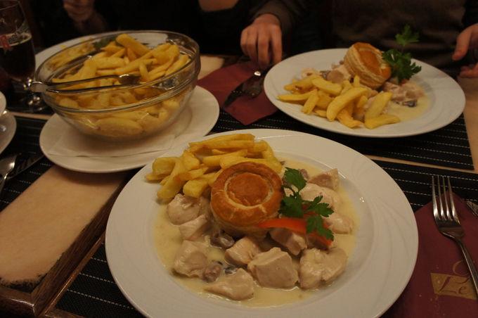 クリスマスも雰囲気たっぷり、美味しいベルギーを満喫!