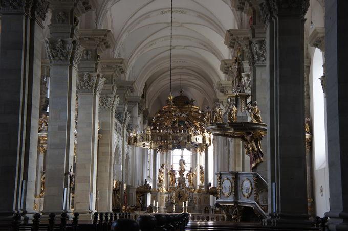 コンブルク修道院と黄金の教会