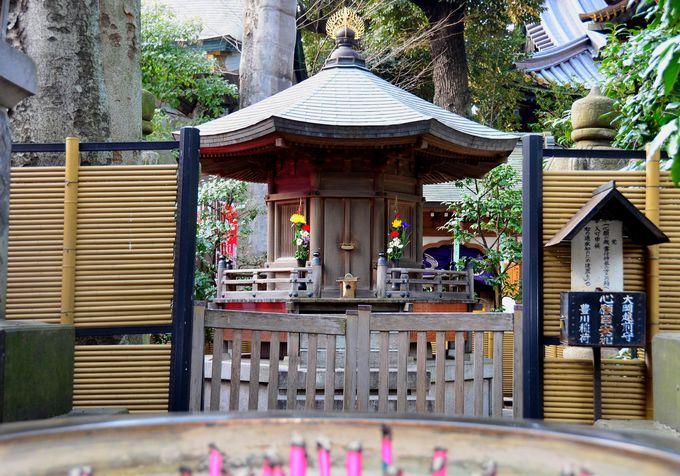 赤坂豊川稲荷でお祀りしている霊験あらたかな「神様」「仏様」