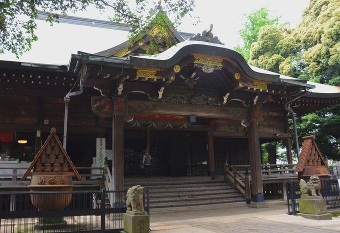 安産・子育てに関する祈願なら「雑司ヶ谷鬼子母神堂」へ