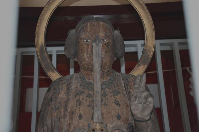 古より霊験あらたかで知られる北極星(北辰)の神様…妙見大菩薩