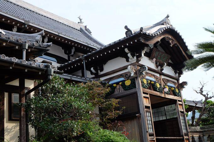 坂本龍馬が宿泊した長崎最大の唐寺・福済寺