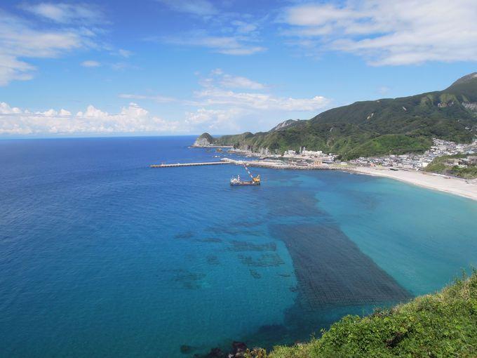 伊豆諸島のひとつ、神津島の海の楽しみ方