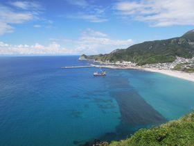 これが東京都!?東京なのに透明度が高いきれいな海を楽しめる神津島!