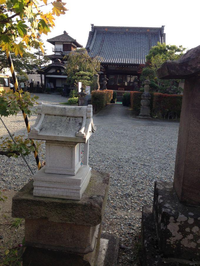 斉藤一が妻と眠る阿弥陀寺