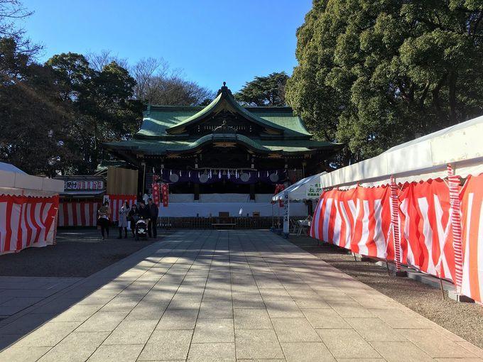 様々な祈願に多くの人が集まる神社ですよ!