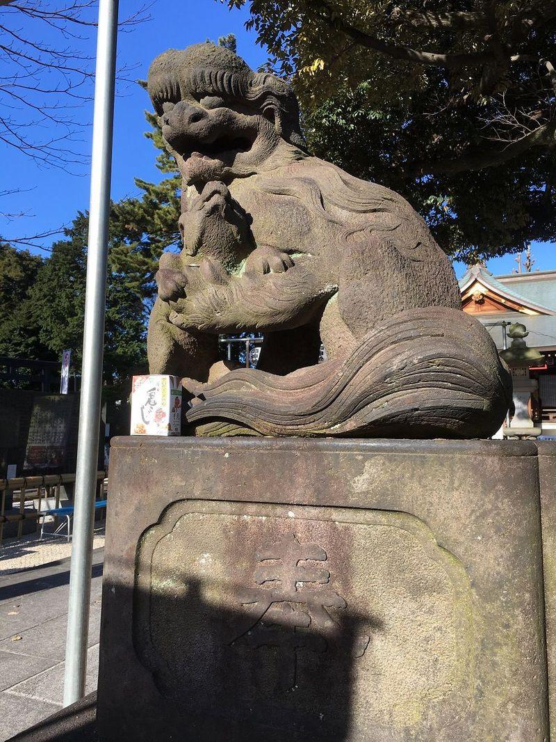 お産が軽くなるという言い伝えが!東京「中野沼袋氷川神社」で安産祈願を!