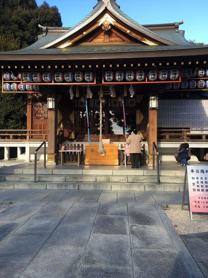 中野沼袋氷川神社とは?