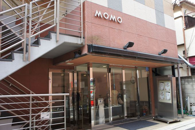ザ・ポケットのお隣「劇場MOMO」