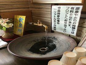 源泉かけ流しの客室露天風呂を堪能!西那須温泉「五ツ星源泉の宿大鷹の湯」