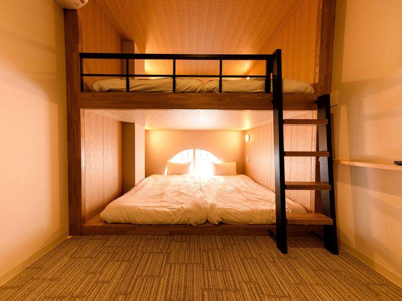 京都子連れ旅におすすめのホテル「IRORI京都駅東本願寺前」