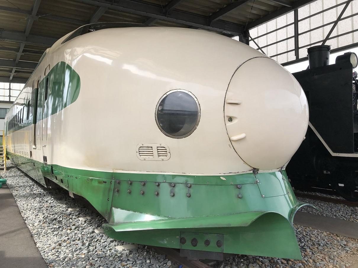 「新潟市新津鉄道資料館」は屋外実物展示が豊富で見ごたえアリ!