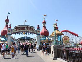 カリフォルニア ディズニーランド・リゾートの人気エリア「ピクサー・ピア」を徹底解剖!