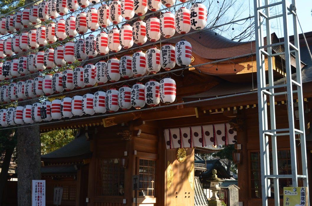 縁結びや安産祈願も!女性を幸せに導く・東京「大國魂神社」