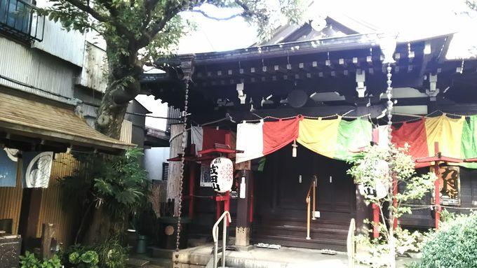 東海七福神のひとつ「一心寺」