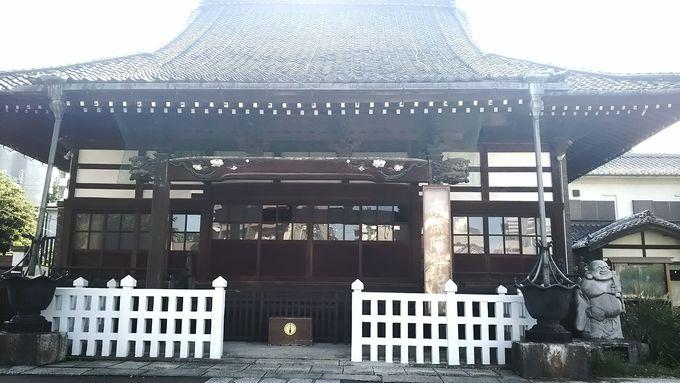 品川宿の歴史を見守る「法禅寺」