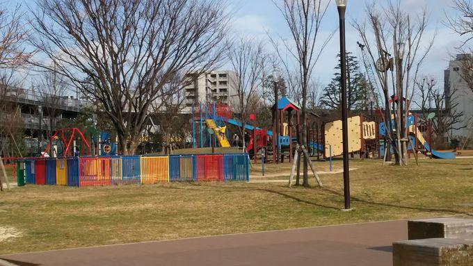 子ども連れで楽しむのにピッタリ「港南緑水公園」